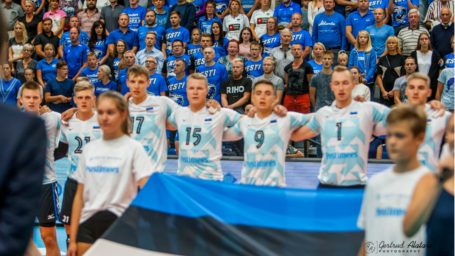 Rabedalt tegutsenud Eesti kaotas Kuldliiga avamängu Hispaaniale