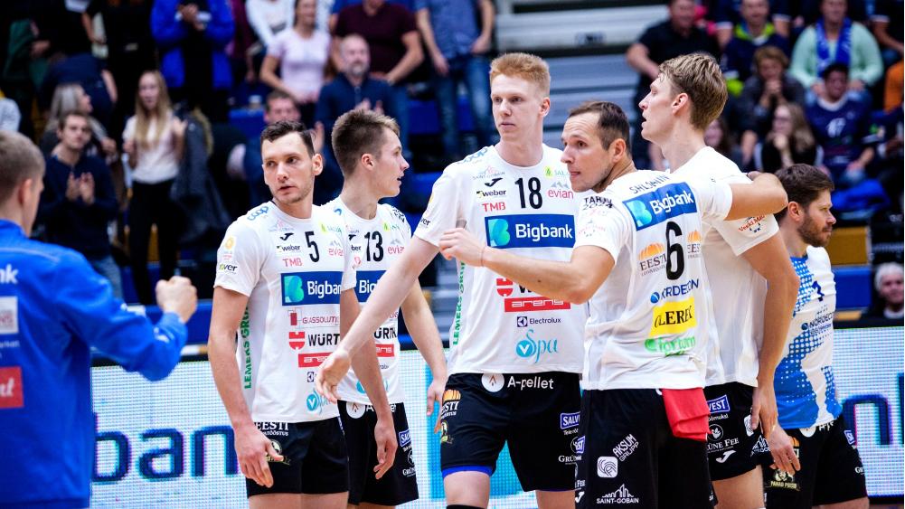 Rakvere võitis Tartu vastu avageimi, kuid kaotas seejärel nii põhimehe kui mängu
