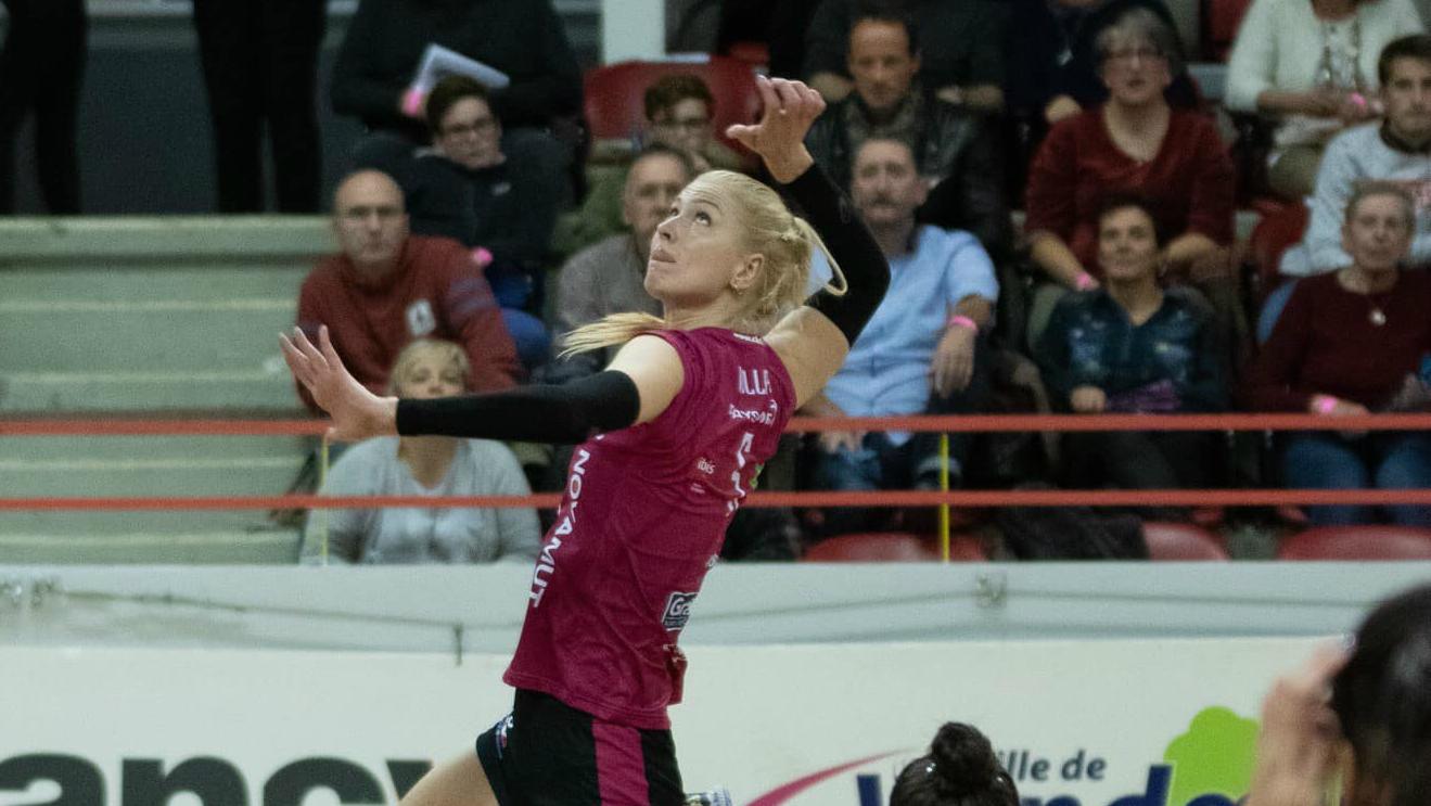 Liis Kullerkann mängib ka uuel hooajal Prantsusmaal