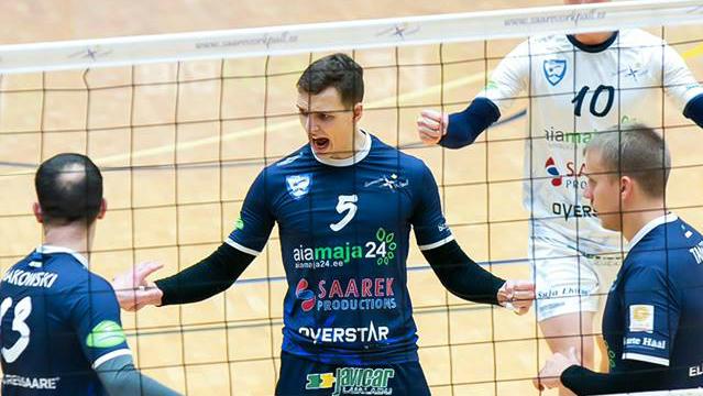 Rakverel jagus esimeses pronksimängus Saaremaa vastu püssirohtu üheks geimiks