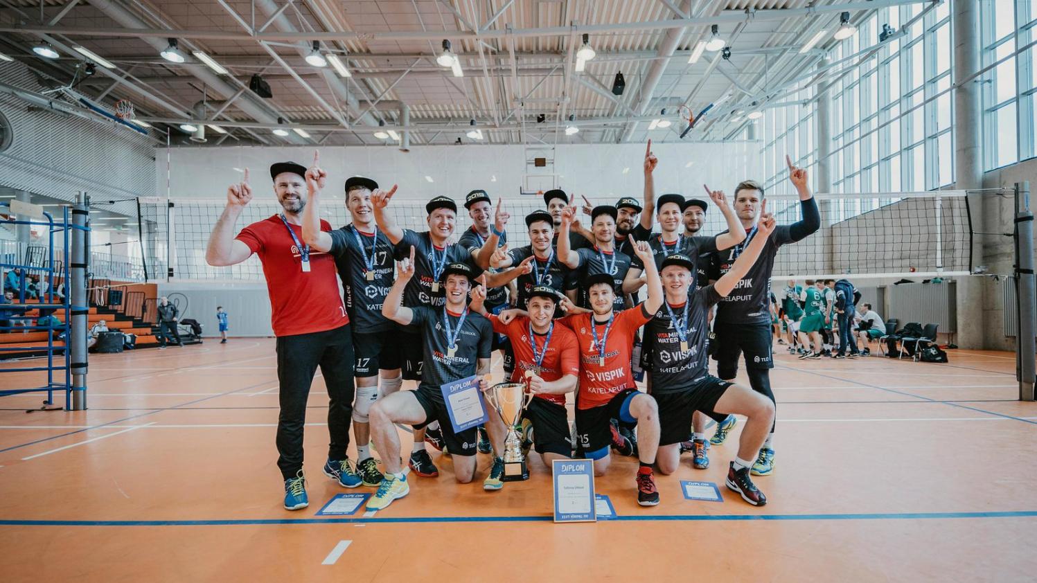 Tallinna Ülikool võitis esiliigas kõik 28 mängu – finaalis alistati veenvalt tiitlikaitsja!