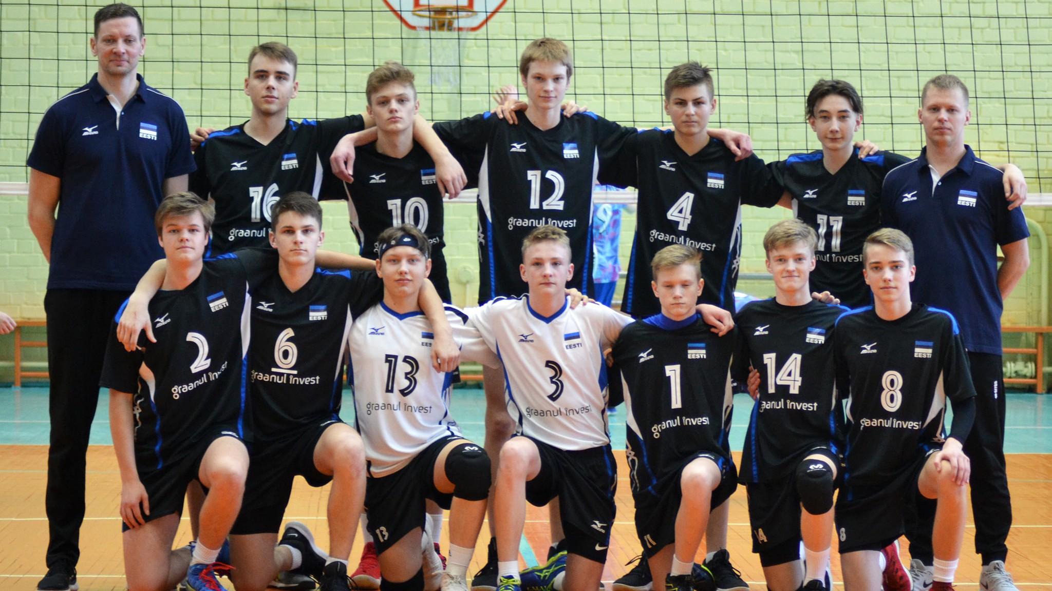 Eesti U17 koondis alustas EM-valikturniiri kaotusega