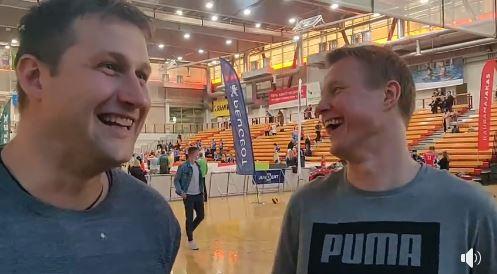 Video | Mis juhtunuks, kui Nõmmsalu ja Raadik mänginuks tänavuses play-off'is Pärnu ridades?