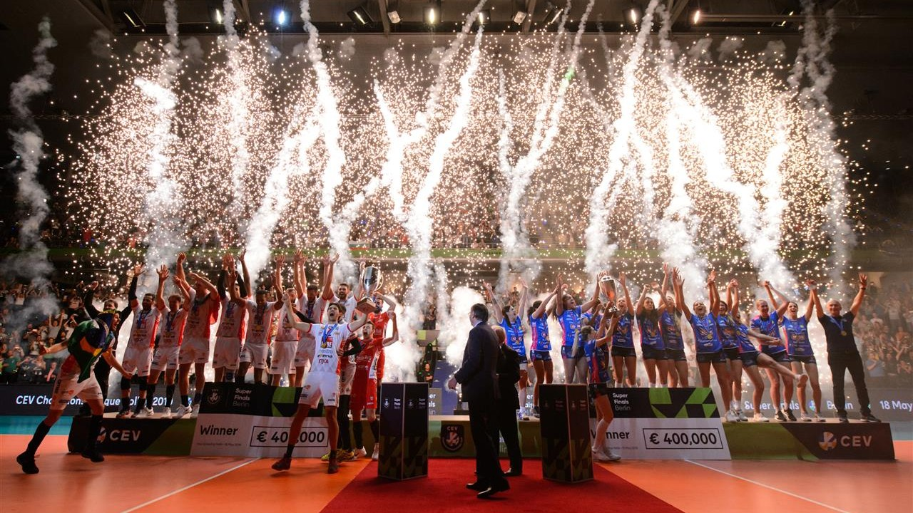 Video | Zeniit kukutati troonilt: Euroopa uus esiklubi on Civitanova Lube!
