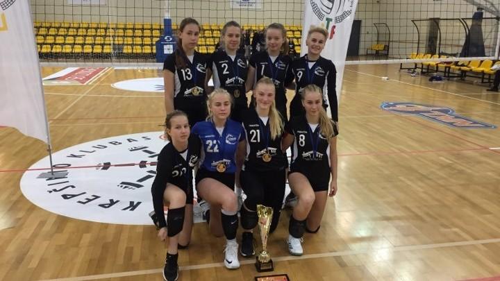 Eesti klubid tegid Palangal toimunud tüdrukute Balti matšil puhta töö