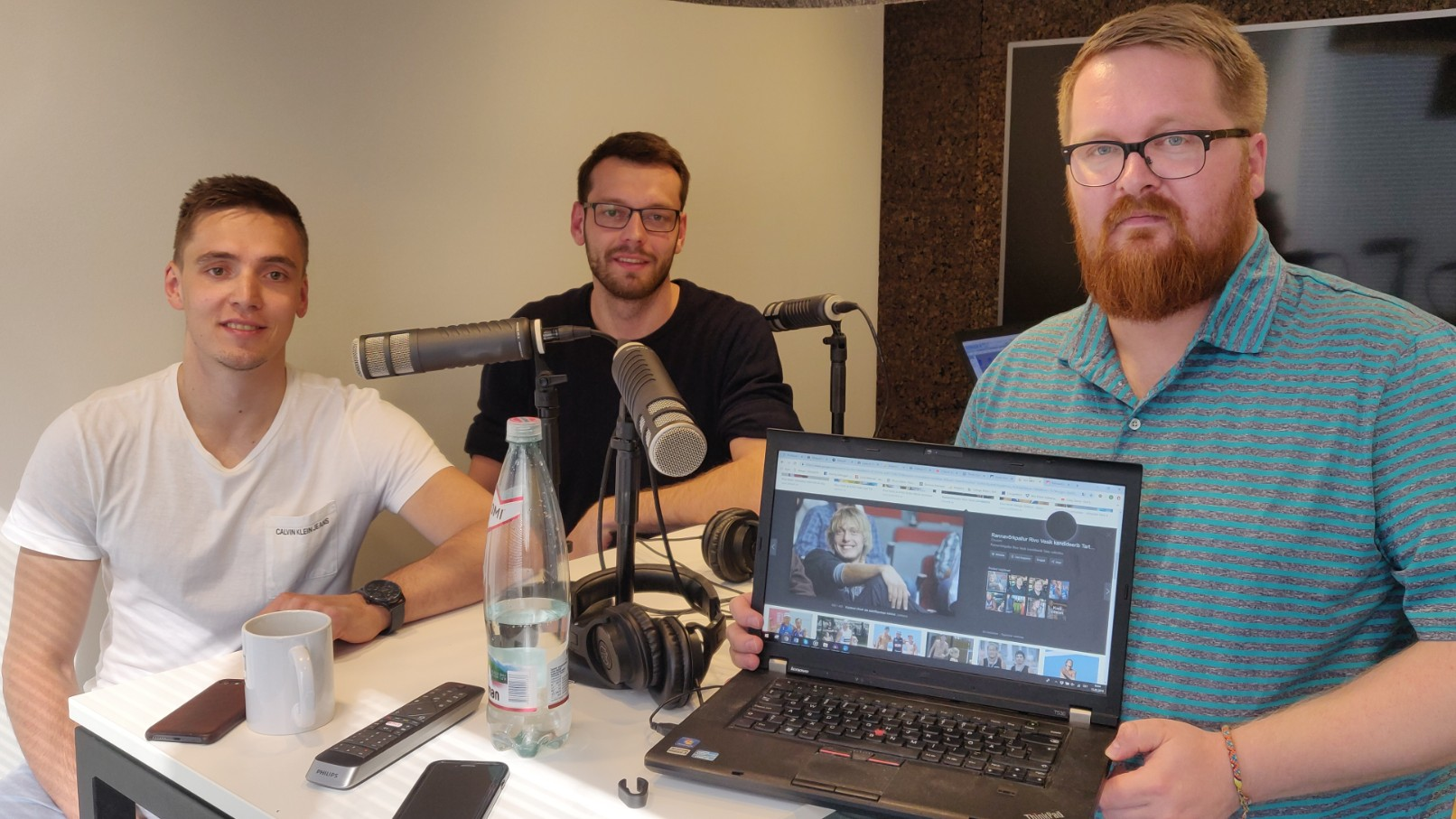 "Podcast ""Kuldne geim"" | Stuudios Robert Täht – juttu plätudest, tippvõrkpallist ja vandenõuteooriast"