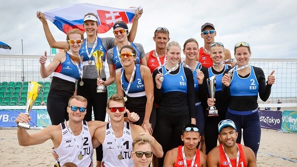 Eesti rannavollenaised pääsesid OM-kvalifikatsioonis teise ringi