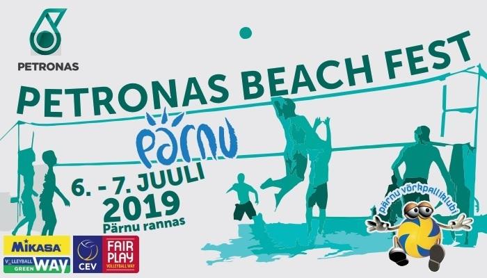 Petronas Beach Festi soodusregistreerimine lõpeb uue nädala alguses