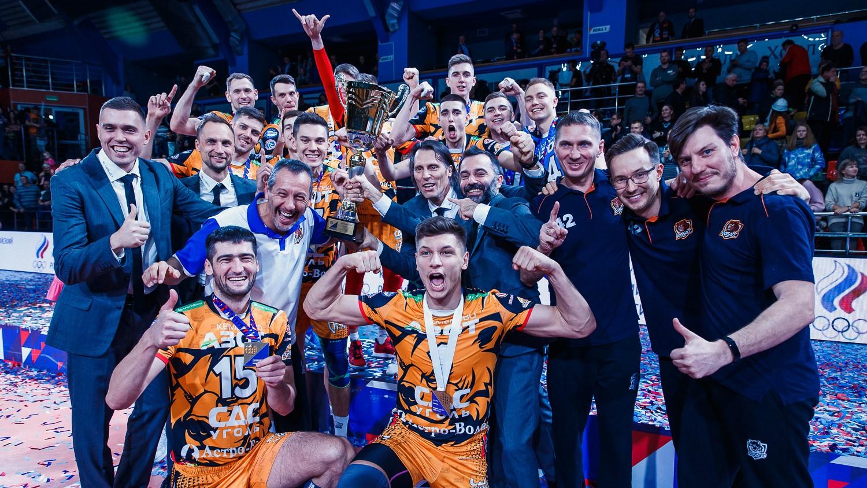 Gheorghe Cretu tüüris Kuzbassi Venemaa superkarika võitjaks, eestlastele tuntud mees tegi superpartii