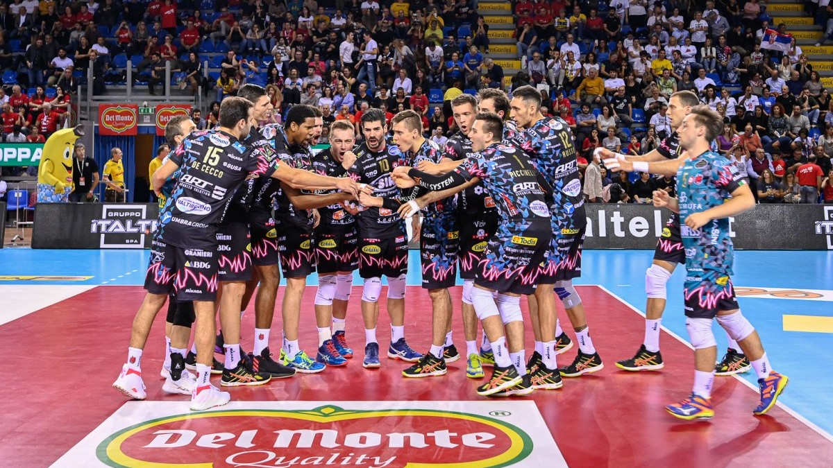 Kurek kogus 33 punkti, ent Perugia sai Monzast ikkagi jagu