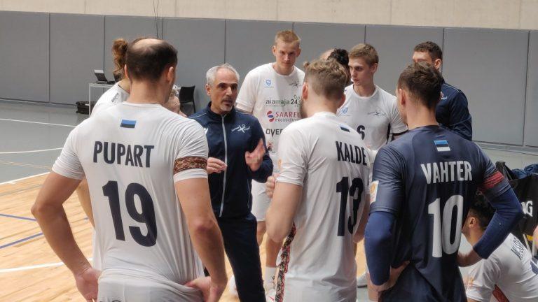 VIDEO | Puparti superpartii aitas Saaremaa endiste meistriliigameeste üle võiduni ja poolfinaali