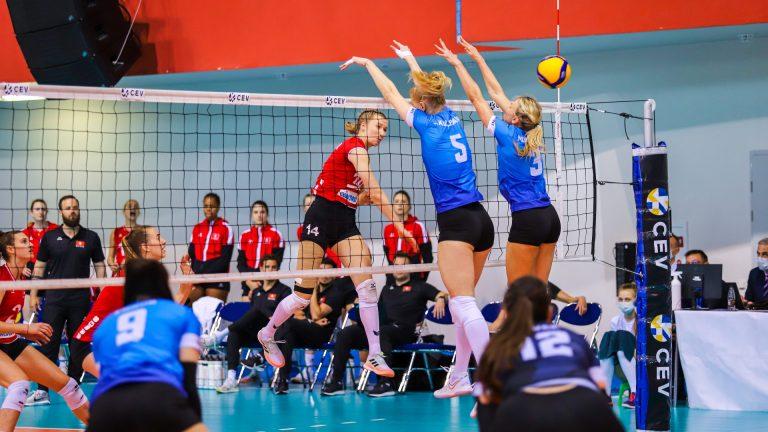 Eesti naiskond jäi valikturniiril võiduta EM-ile ei pääse
